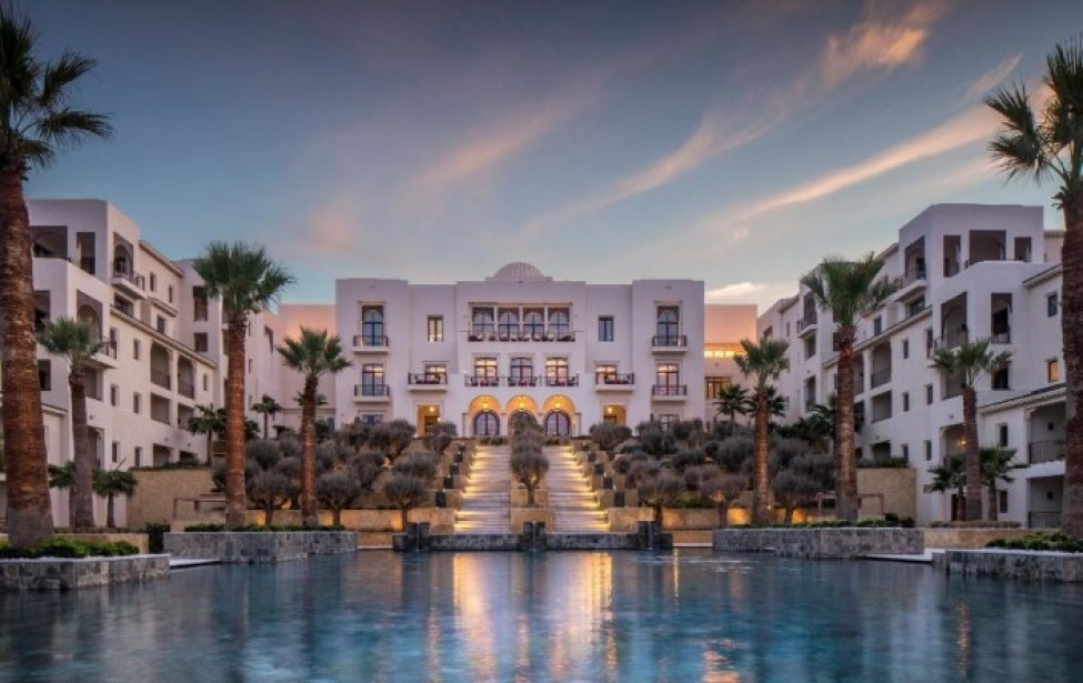 EEG carried out the Energy Audit to the Four Seasons Hotel Tunis